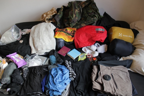 Packing for all eventualities