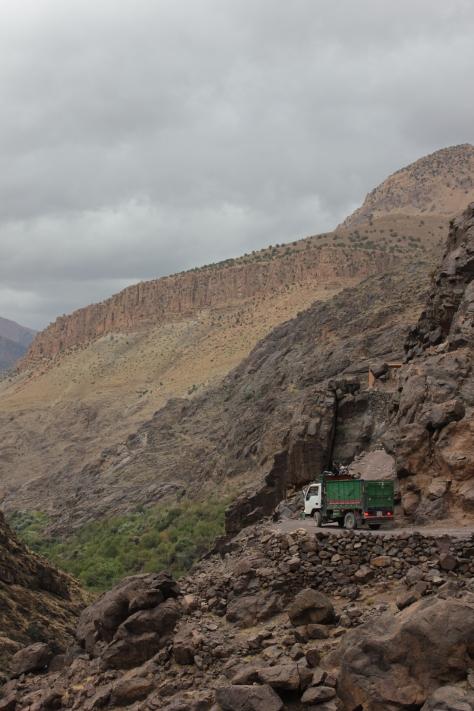 Villages Gripping onto the Hillside