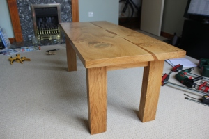 The coffee table i made