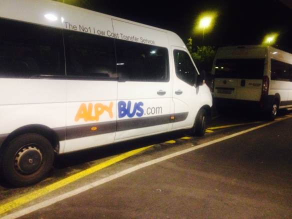 Alpy bus has arrived!