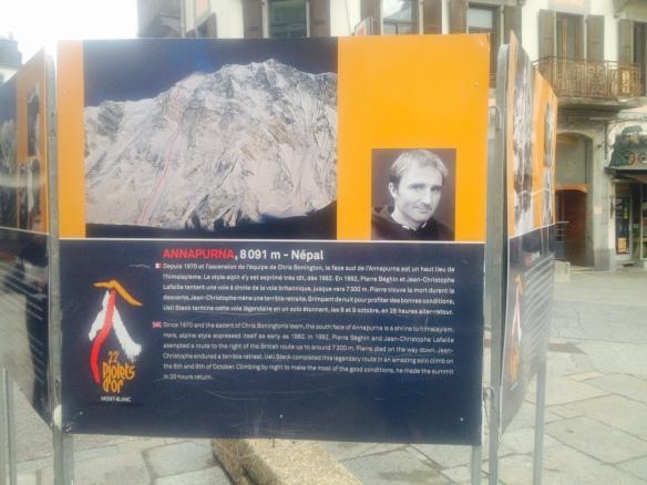 Piolet d'or (the golden ice axe award), mountaineering award